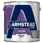Armstead Trade Satin Finish Tinted Colours 2.5 Litres